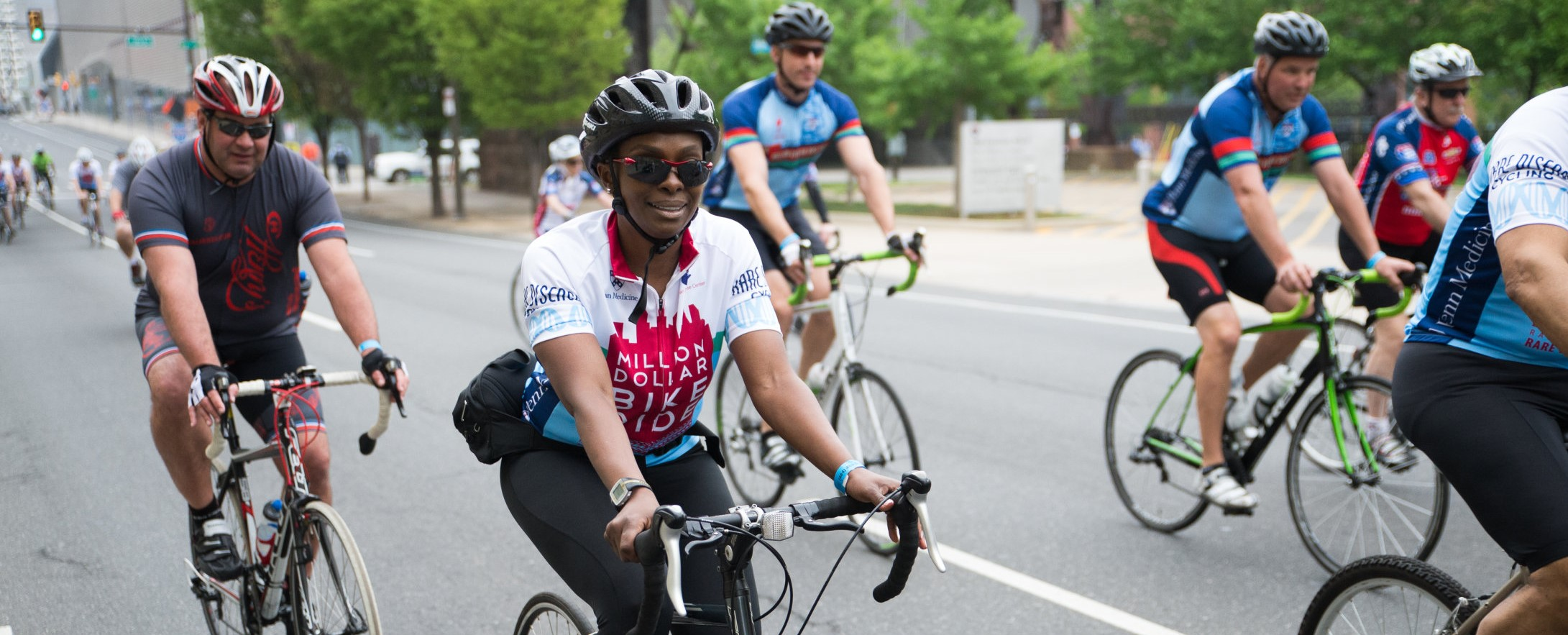 Million Dollar Bike Ride – Join our SETBP1 Strong Team